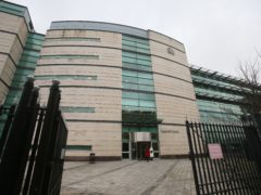 The trial of the two former paratroopers at Belfast Crown Court is expected to last four week (Niall Carson/PA)