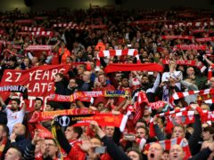 The Premier League believes Covid certification is worth investigating as a means to getting more fans into venues (PA)