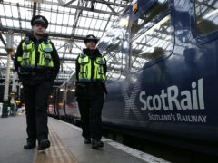 British Transport Police issued a warning to parents (Andrew Millligan/PA)