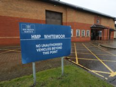Fishmongers' Hall terror attacker Usman Khan was reported to have been planning an attack and trying to radicalise other inmates before his release from Whitemoor Prison, an inquest jury has heard (Chris Radburn/PA)