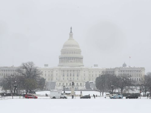 The Capitol (Niall Carson/PA)
