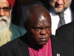 Former Archbishop of York Dr John Sentamu had a close relationship with the Duke of Edinburgh (Danny Lawson/PA)