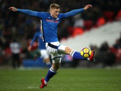 Stephen Humphrys is out for Rochdale (PA)