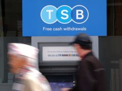 TSB is launching more than 40 new pop-up services across Britain following branch closures announced last year (Gareth Fuller/PA)