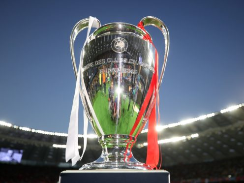 A revamp of the Champions League is set to be rubber-stamped on Monday (Nick Potts/PA)