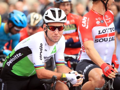 Mark Cavendish tasted victory for the first time in more than three years at the Tour of Turkey (Adam Davy/PA)
