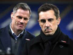 Jamie Carragher and Gary Neville have condemned the new Super League (Nick Potts/PA)