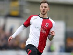 Jake Hyde left Woking to join Halifax last summer (Adam Davy/PA)
