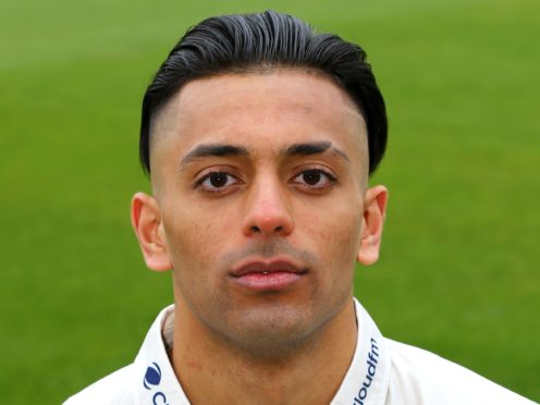 Feroze Khushi has been told he has the potential to represent England one day (Gareth Fuller/PA)