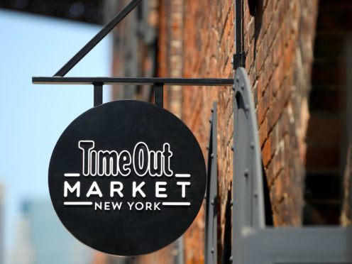 A new Time Out Market has opened in Dubai (Nick Potts/PA)