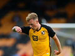 Tom Conlon's double boosted Port Vale (Barrington Coombs/PA)
