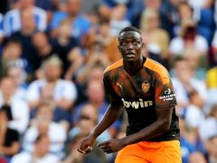 A LaLiga investigation has found no proof that Valencia's Mouctar Diakhaby was racially abused by Cadiz defender Juan Cala (Mark Kerton/PA)