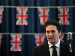Veterans Minister Johnny Mercer (Kirsty O'Connor/PA)