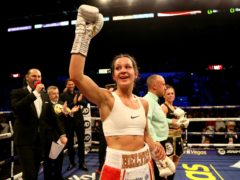 Terri Harper will return to the ring on May 15 (Richard Sellers/PA)