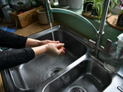 Handwashing responsible for bacteria in sinks – study (Ben Birchall/PA)
