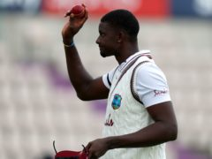 Jason Holder has been recognised by Wisden (Adrian Dennis/NMC Pool/PA)