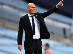 Zinedine Zidane feels Real Madrid have been undervalued this season (Shaun Botterill/PA Images).