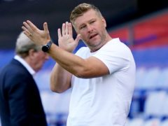 Karl Robinson was impressed by Oxford's display (John Walton/PA)
