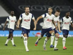 Tottenham are playing their first domestic final since 2015 when they take on Manchester City in the Carabao Cup final (Matt Dunham/PA)