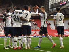 Tottenham ran riot in October's reverse fixture, winning 6-1 (Old Scarff/PA)