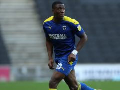 Paul Kalambayi could return for AFC Wimbledon (Bradley Collyer/PA)