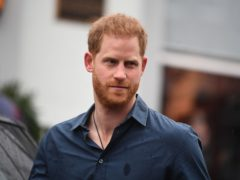 The Duke of Sussex (Victoria Jones/PA)