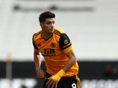 Raul Jimenez fractured his skull in November (Jan Kruger/PA)