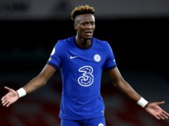Thomas Tuchel has accepted why Tammy Abraham, pictured, could be worried about his Chelsea future (Julian Finney/PA)