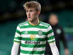 Celtic loanee Ewan Henderson was on target (Andrew Milligan/PA)