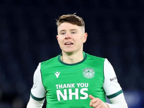 Hibernian's Kevin Nisbet has attracted interest this season (Jeff Holmes/PA)