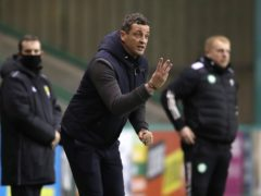Jack Ross has injury concerns (Andrew Milligan/PA)