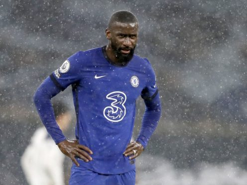 Thomas Tuchel believes Toni Rudiger (pictured) is not a man to be trifled with among the Chelsea players (Kirsty Wigglesworth/PA)