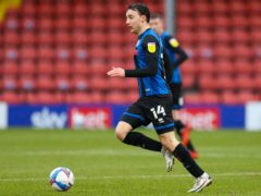 Ollie Rathbone scored the winner (Barrington Coombs/PA)