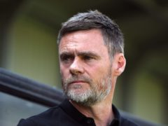 Graham Alexander's side edged through (PA)
