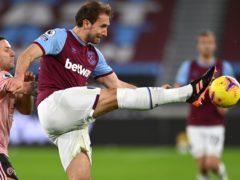 Craig Dawson is sticking with West Ham (Glyn Kirk/PA)