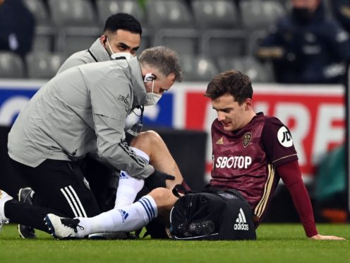 Diego Llorente appears to have put his injury troubles behind him (Stu Foster/PA)