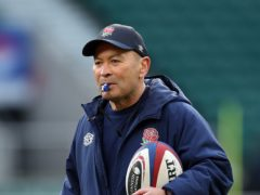 Eddie Jones remains England's head coach (PA)