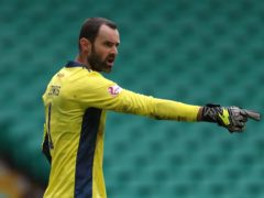 Aberdeen goalkeeper Joe Lewis is set to miss out (Andrew Milligan/PA)