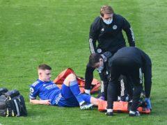 Leicester's Harvey Barnes needs more knee surgery (Michael Regan/PA)