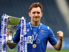 St Johnstone's Liam Craig is looking for more success (Jeff Holmes/PA)