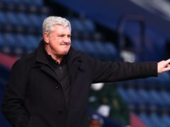 Under-pressure Newcastle head coach Steve Bruce insists he would welcome having fans back at St James' Park (Michael Steele/PA)