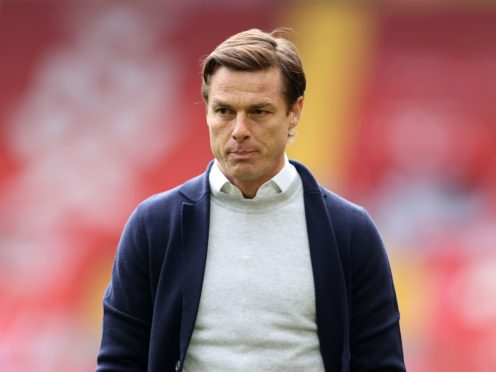 Scott Parker insisted there is no pressure on Fulham (Clive Brunskill/PA)