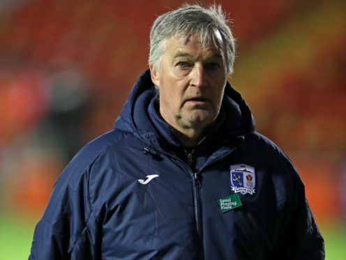 Barrow boss Rob Kelly could be tempted into changes against Carlisle (Nick Potts/PA)