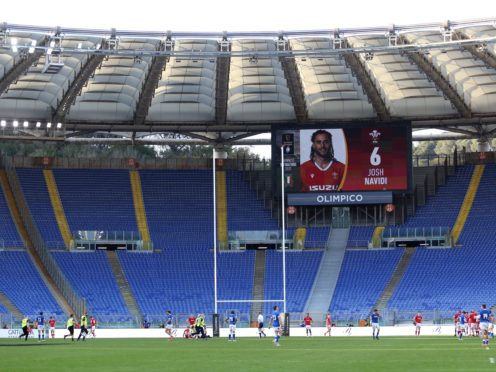 Rome's Stadio Olimpico has been given the go-ahead to stage matches at Euro 2020 this summer (PA)
