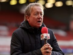 Alan Curbishley led Charlton to the Premier League (Steven Paston/PA)