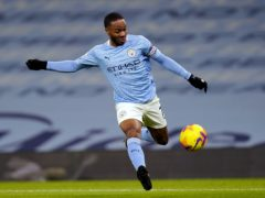 Raheem Sterling has started just two of Manchester City's last eight games (Tim Keeton/PA)
