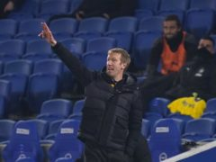 Graham Potter believes Brighton are better than they were at the same stage of last season