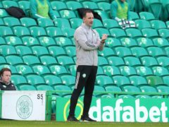 Celtic interim manager John Kennedy is no fan of the proposed European Super League (Andrew Milligan/PA)