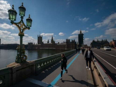 There is intense controversy at Westminster over lobbying following the disclosures of David Cameron's activities on behalf of the failed finance firm Greensill Capital (Aaron Chown/PA)
