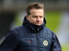 Forest Green Rovers have sacked manager Mark Cooper (Bradley Collyer/PA)